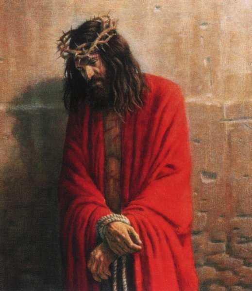 Podejdź do Jezusa…