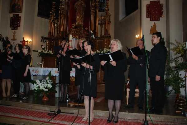Koncert pieśni Maryjnych