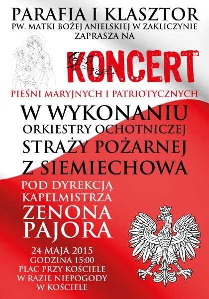 Koncert u Franciszkanów