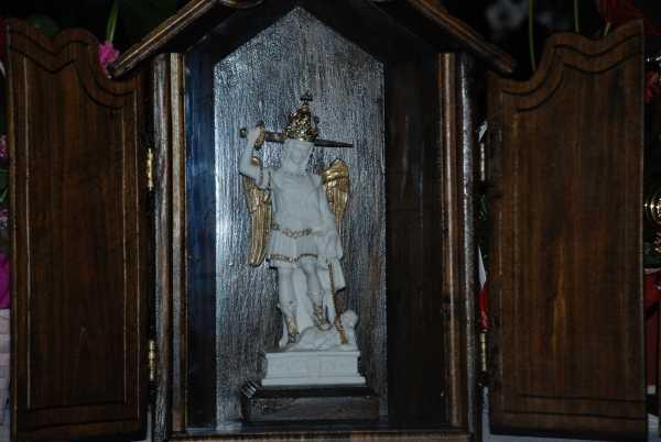 Owoc duchowy Nawiedzenia Figury Św. Michała Archanioła