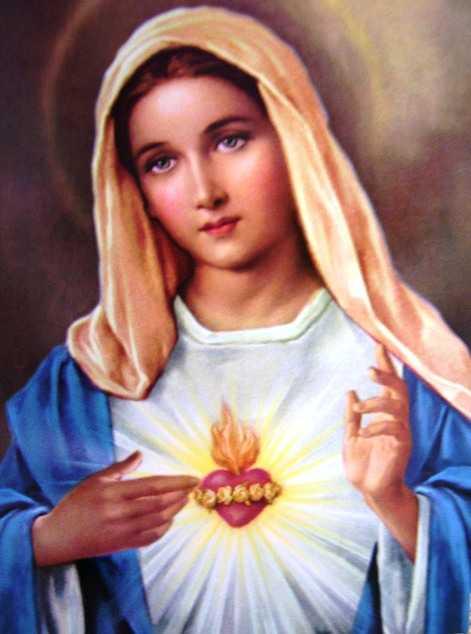 Moc zawierzenia Niepokalanemu Sercu Maryi