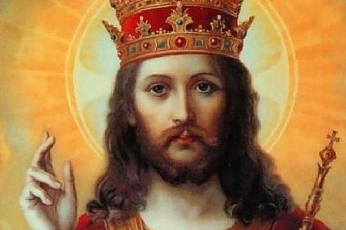 Uroczystość Chrystusa Króla Wszechświata – 20 listopada