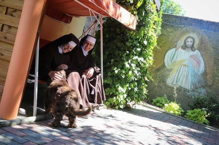 Siostry Bernardynki w Gościu Niedzielnym