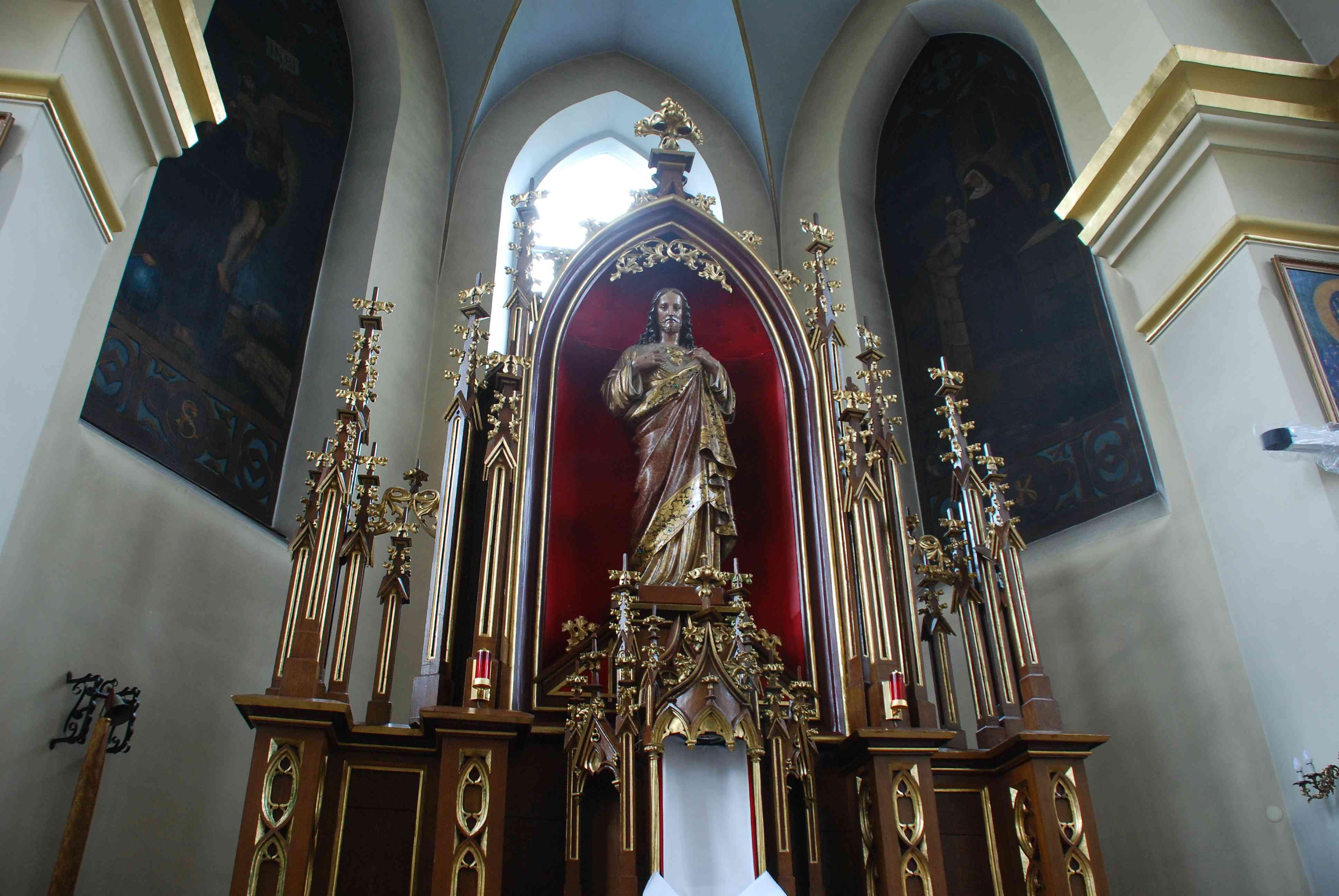 Remont Kościoła…modlimy się, dziękujemy i prosimy…